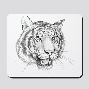Tiger Art Mousepad