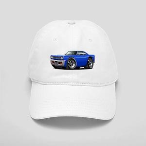 1969 Roadrunner Blue Car Cap