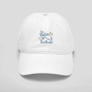 Vegan for Animals Cap