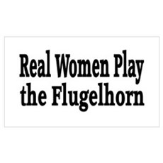 Flugelhorn Canvas Art