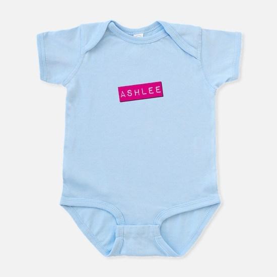 Ashlee Punchtape Infant Bodysuit
