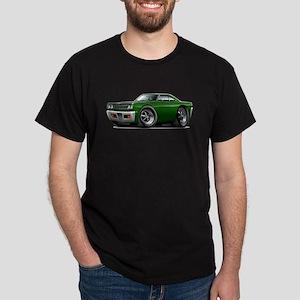 1969 Roadrunner Green-Black Dark T-Shirt
