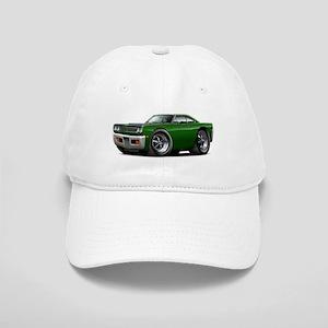 1969 Roadrunner Green-Black Cap