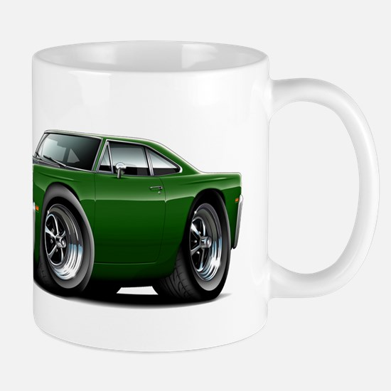 1969 Roadrunner Green-Black Mug
