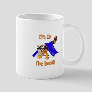 It's In The Book Mug