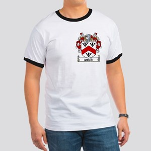 Walsh Coat of Arms Ringer T