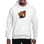 Firefighter Mom Hooded Sweatshirt