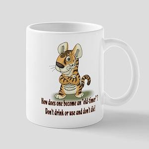 How To Become a Oldtimer Mug