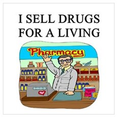 pharmacist Poster