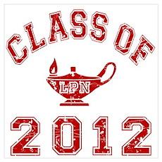 Class Of 2012 LPN Poster