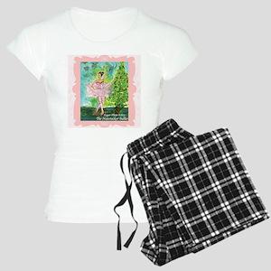 Sugar Plum Fairy Women's Light Pajamas