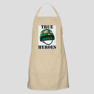True Heros - the Marines BBQ Apron