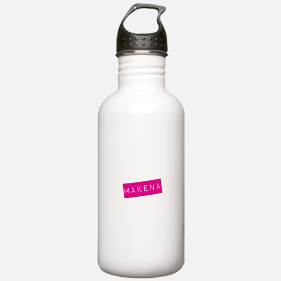Makena Punchtape Sports Water Bottle