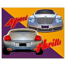 Speed Thrills Poster