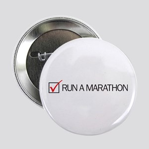 "Run a Marathon Check Box 2.25"" Button"
