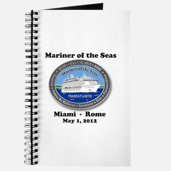 Cute Royal caribbean mariner ta Journal
