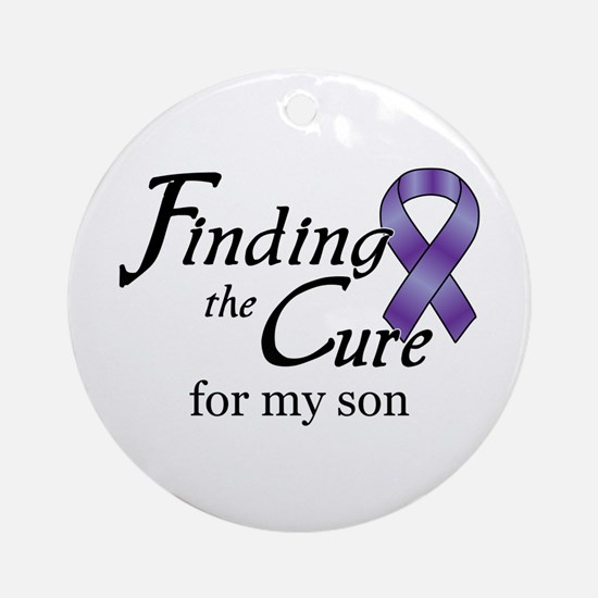Cure for Son Ornament (Round)