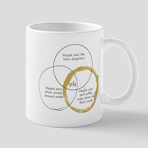 Venn Diagram of Me Mug