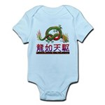 Dragon tattoo Infant Bodysuit