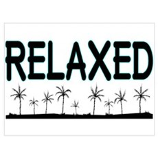 Relaxed Canvas Art