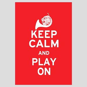 Keep Calm Horn