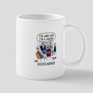 Litigation Lawyer's Mug