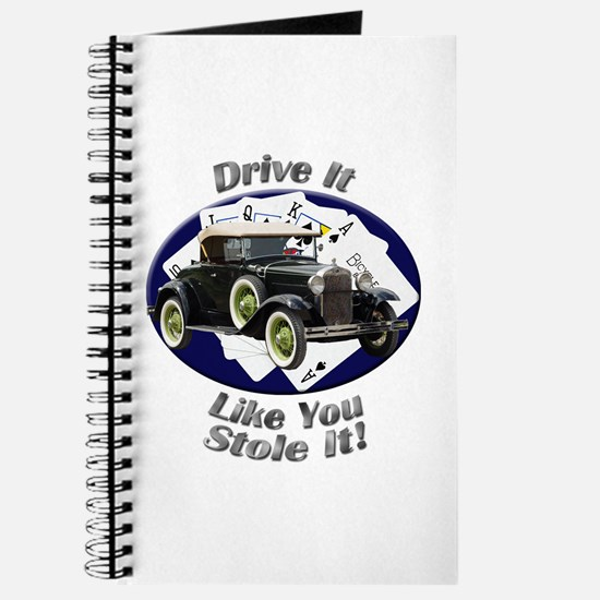Ford Model A Journal