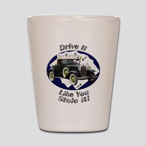 Ford Model A Shot Glass
