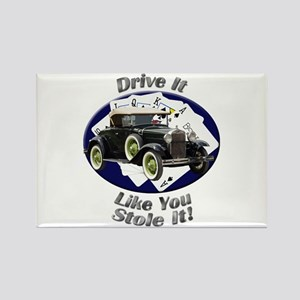 Ford Model A Rectangle Magnet (10 pack)