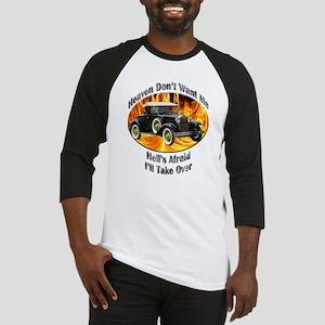Ford Model A Baseball Jersey