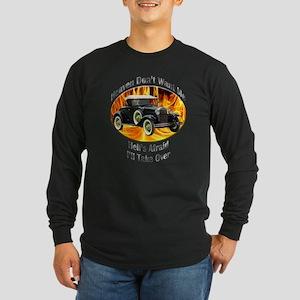 Ford Model A Long Sleeve Dark T-Shirt