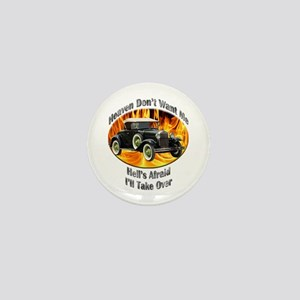 Ford Model A Mini Button (10 pack)