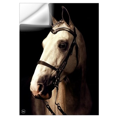 Champagne Horse Wall Decal