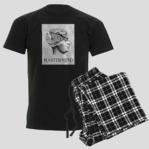 Mastermind Men's Dark Pajamas