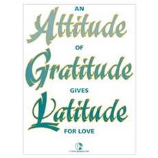 Gratitude Canvas Art