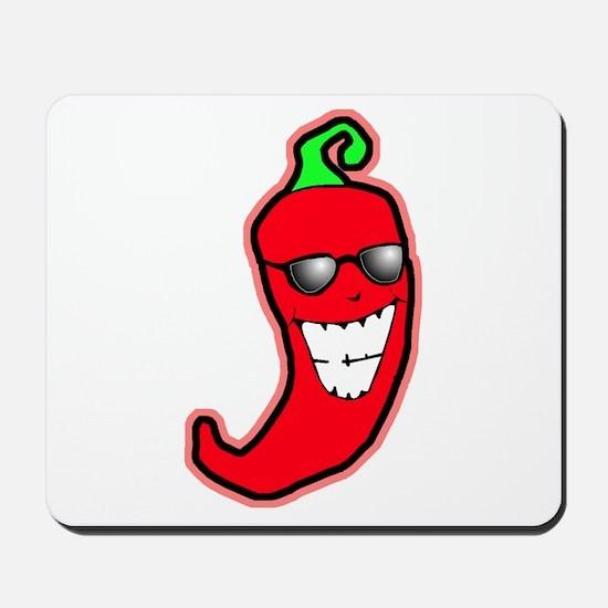 Cool Chili Pepper Mousepad
