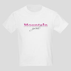 Mountain girl Kids T-Shirt