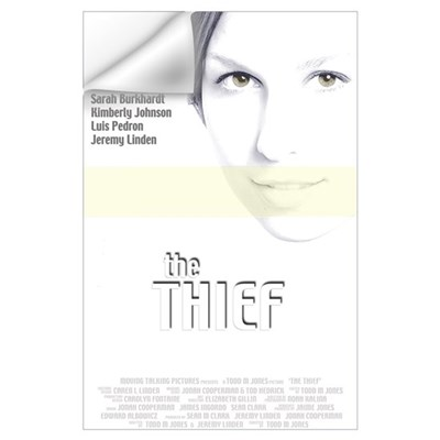 The Thief Wall Decal