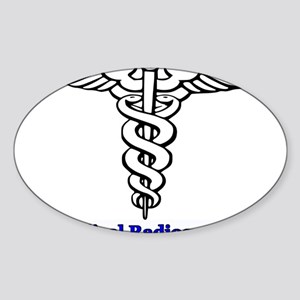 Medical Radiography Sticker