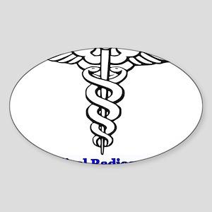 Medical Radiography Sticker