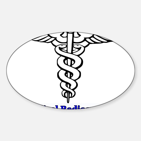 Medical Radiography Decal