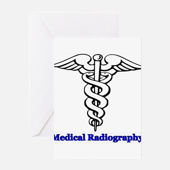 Medical Radiography Greeting Cards