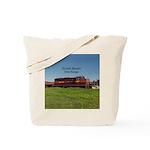 Duluth Mesabi Locomotive Tote Bag