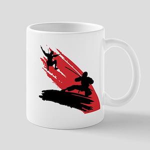 Fighting Ninja's Mug