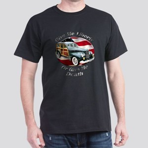 Packard Woodie Dark T-Shirt