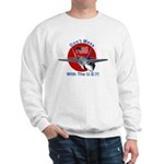 """""""Don't Mess with the U.S."""" Sweatshirt"""