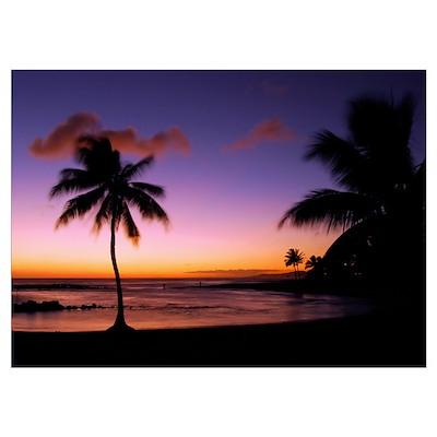 Kauai Sunsets & Sunrises Poster