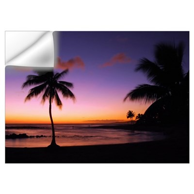 Kauai Sunsets & Sunrises Wall Decal