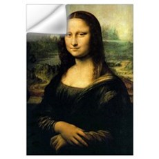 Mona Lisa Wall Decal