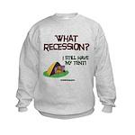 What Recession Kids Sweatshirt